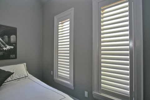 Custom Wood Shutters Ontario