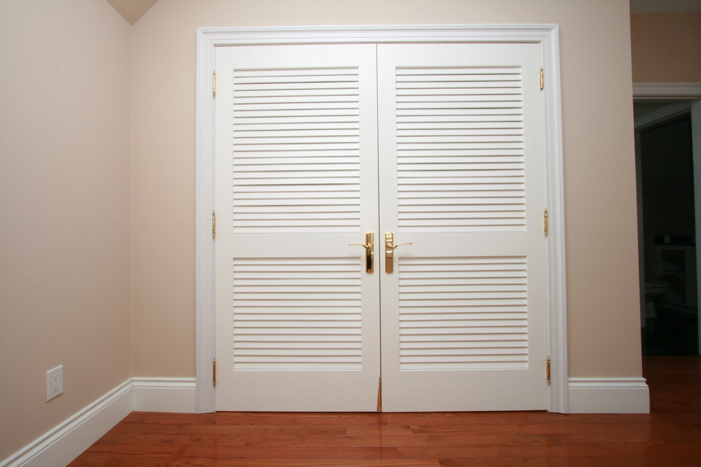 choosing closet doors hgtvfrom a traditional swinging door to