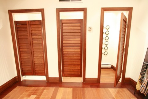 Solid Wood Lovered Doors Toronto